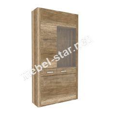 Шкаф витрина Sales T12L