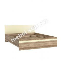 Двуспальная кровать Miran L