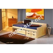 Кровать односпальная Maxima