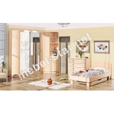 Детская комната ДЧ 4115