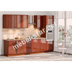 Кухня КХ 161 длина 3,1м