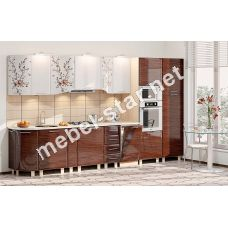 Кухня КХ164 длина 3,75м