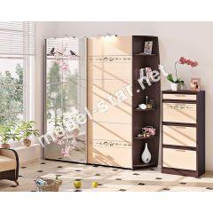 Мебель в прихожую ВТ3903 длина 2,3м