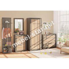 Мебель для прихожей ВТ 3931 длина 3,2м