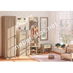 Мебель для прихожей ВТ 4004 длина 2,25 м