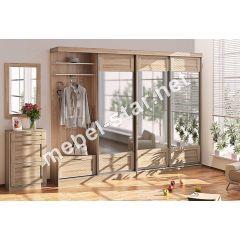 Мебель в прихожую ВТ 4005 длина 3м
