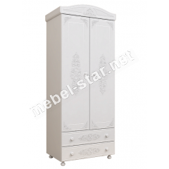 Шкаф 2х дверный  Анжелика