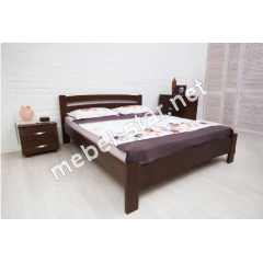 Двуспальная, полуторная кровать Милана люкс
