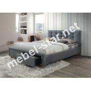 Двуспальная кровать с ящиками L004
