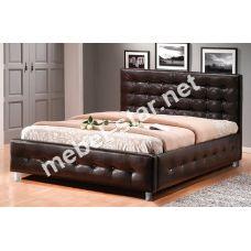 Двуспальная кровать с подъемным механизмом L008
