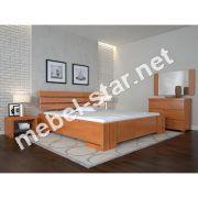 Полуторная, двуспальная кровать Домино