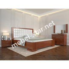Двуспальная кровать Амбер квадраты