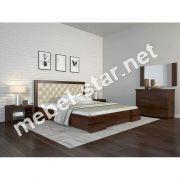 Двуспальная кровать Амбер ромбы