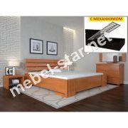 Двуспальная кровать Домино с механизмом