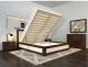Двуспальная кровать Рената М с механизмом