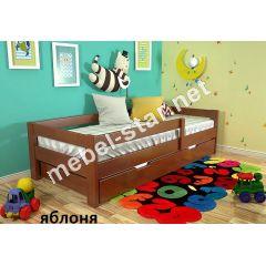 Кровать подростковая из дерева Альф