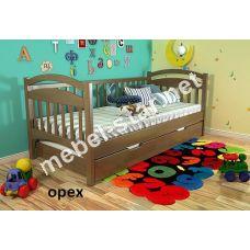 Подростковая детская кровать из дерева  Алиса