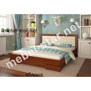 Двуспальная кровать из дерева Регина