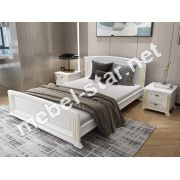 Односпальная, двуспальная кровать Афина А