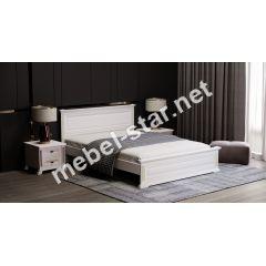 Односпальная, двуспальная кровать Лакарно