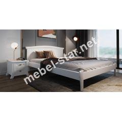 Односпальная, двуспальная кровать Лозанна