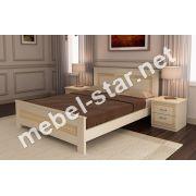 Односпальная, двуспальна кровать Мадрид