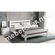 Односпальная, двуспальная кровать Малага