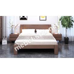 Односпальная, двуспальная деревянная кровать Милан А