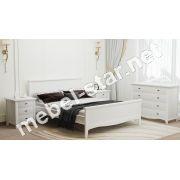 Односпальная, двуспальная кровать Рим