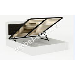 Двуспальная кровать с механизмом Бильбао деревянная