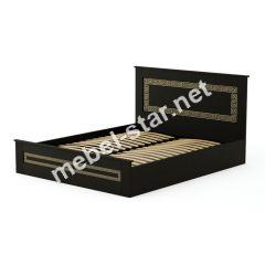 Двуспальная кровать с механизмом Мадрид дерево