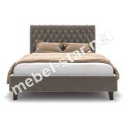 Двуспальная мягкая кровать Монтана