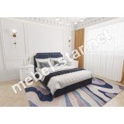Двуспальная мягкая кровать Флорида