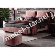 Двуспальная мягкая кровать Невада