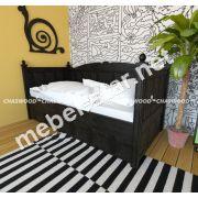 Кровать с ящиками Балу массив