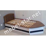 Детская кровать Бригантина