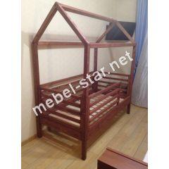 Детская кровать домик Тимон