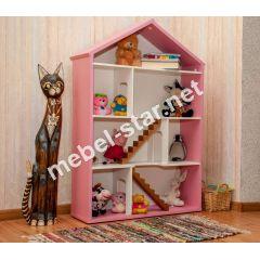 Кукольный домик одинарный
