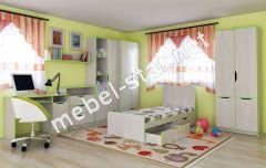 Модульная детская комната Маттео2