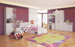 Детская модульная мебель Рио1