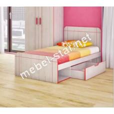 Подростковая кровать Рио с ящиком