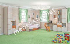 Детская модульная мебель Санта 2