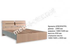 Двуспальная кровать Клеопатра