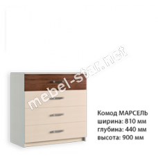 Комод Марсель