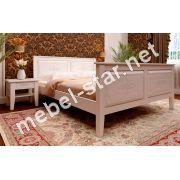 Односпальная, полуторная, двуспальная кровать Майя 1