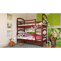 Двухъярусная кровать Наутилус