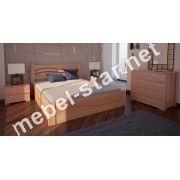 Односпальная, двуспальная кровать Женева с механизмом