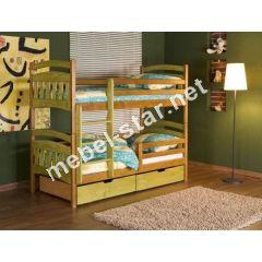 Двухъярусная кровать Тутти