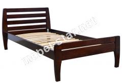 Деревянная кровать Виктория односпальная, двуспальная, полуторная
