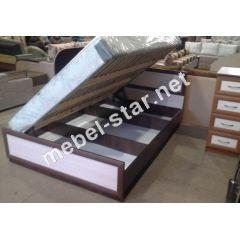 Кровать с матрасом и подъемным механизмом Морфей